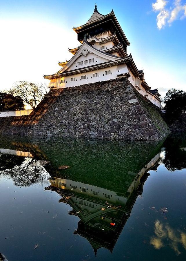 Kokura Castle, Fukuoka, Japan