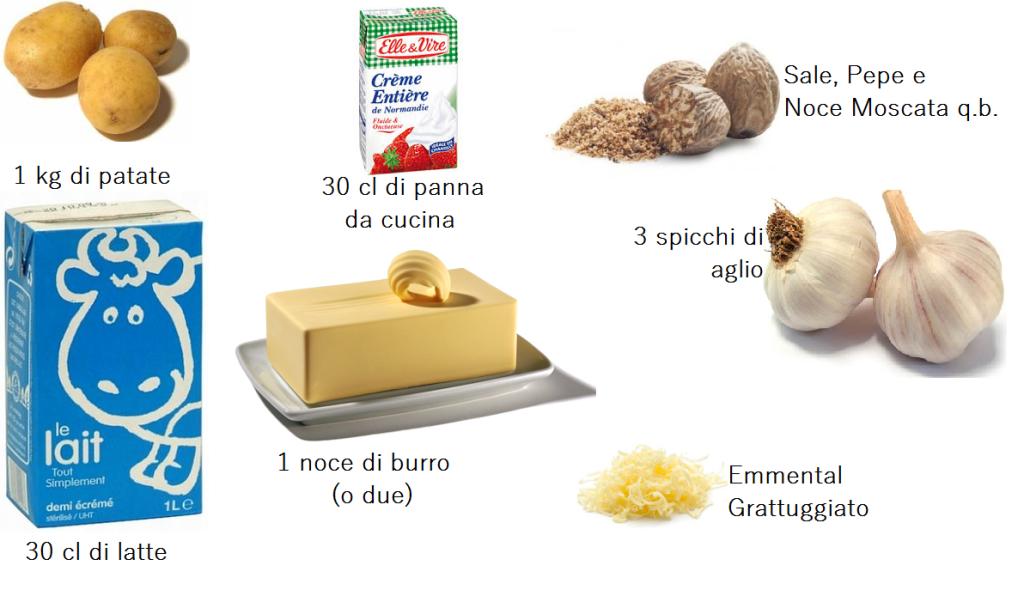 gratin By pomponette